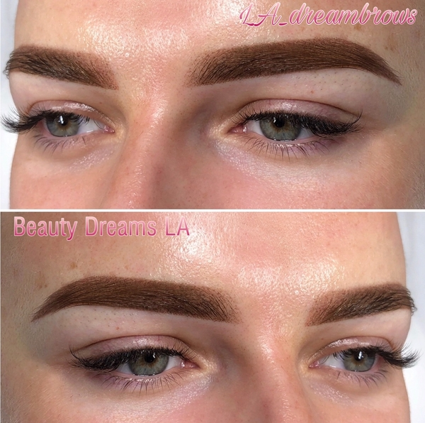 Microshading Eyebrow Treatment