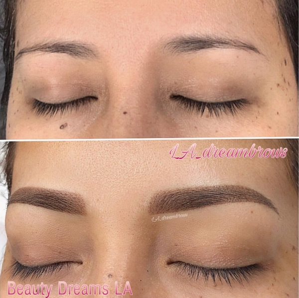 Permanent Eyebrow Makeup