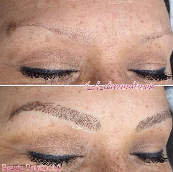 Microblading near Me - Best Eyebrow Microblading Los Angeles
