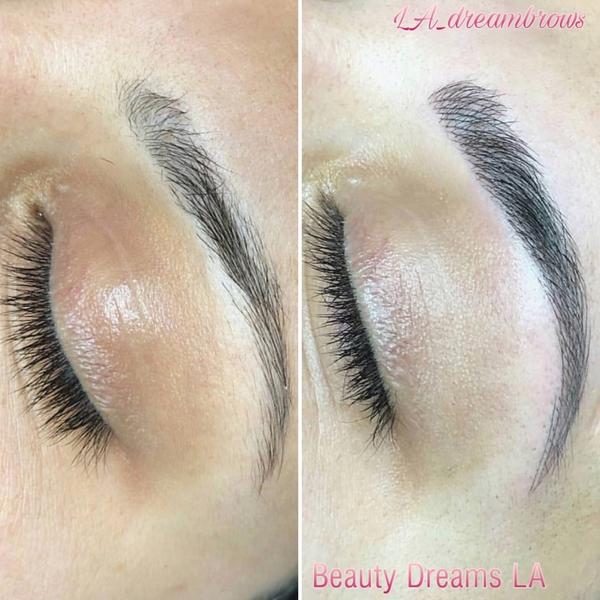 Eyebrow Microblading Los Angeles